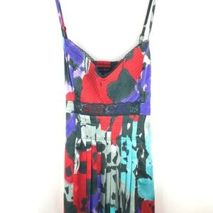 American Eagle Fit and Flare Dress Size 14